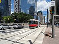 Streetcars on the 509 Harbourfront route, 2016 07 03 (1).JPG - panoramio.jpg