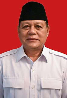 Sudrajat West Java Election.jpg