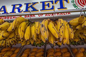 Lady Finger banana - Image: Sugar bananas