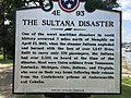 Sultana disaster historic marker.jpg