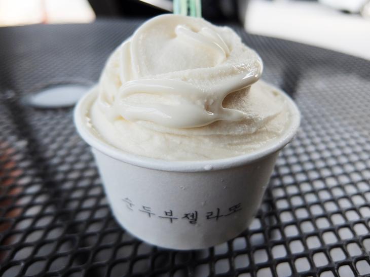 Sundubu gelato 1