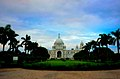 Sunrise Monsoon View of Victoria Memorial Hall, Kolkata.jpg