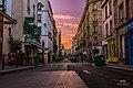 Sunrise at Rue Daguerre, Paris August 2013.jpg