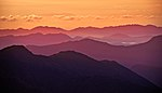 Sunrise in Jiaming Lake, Yushan National Park.jpg