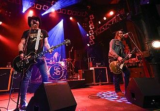 Supersuckers - Supersuckers performing live at Metal Monday 2017.