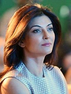 Sushmita Sen Indian actress and Miss Universe 1994
