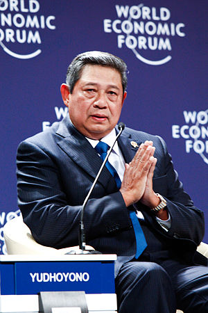 Indonesian legislative election, 2014 - Susilo Bambang Yudhoyono