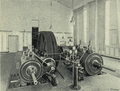 Světozor - 30.05.1913 - Image of engine room made with generator.png