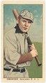 Swander, Oakland Team, baseball card portrait LCCN2008677048.tif