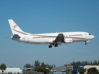Swift Air - Swift Air Boeing 737-400