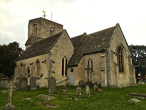 Swindon Village - Image: Swindon Village Church