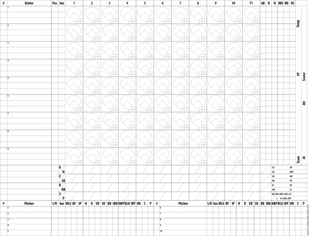 File Swingley Mpost Scorecard Black Pitchers Clean Png