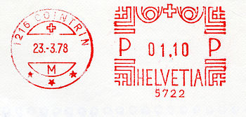 Switzerland stamp type BB4.jpg