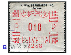 Switzerland stamp type BB5B.jpg
