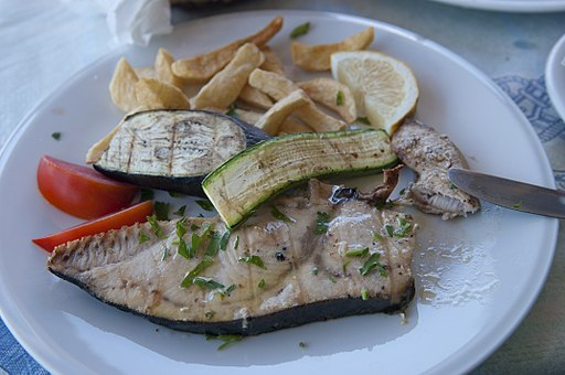 Swordfish in Limnionas, Kos, Greece (5653643083)