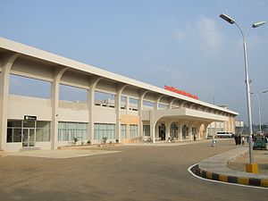 Sylhet Division - Osmani International Airport