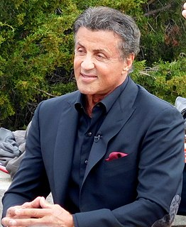 Sylvester Stallone American actor, screenwriter, and film director