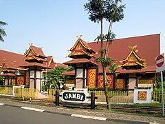 TMII Jambi Pavilion
