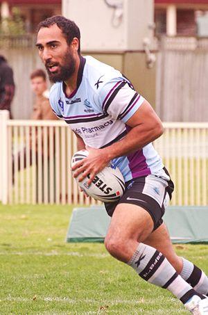 Travis Robinson - Robinson in 2014.