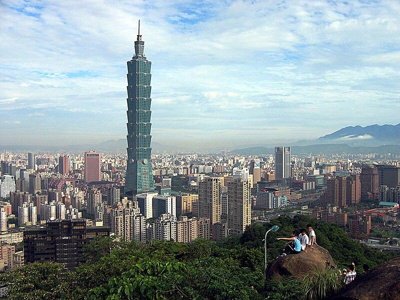 台北101・象山