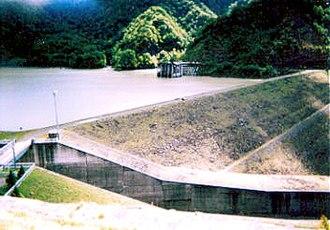 Shizunai River - Takami Dam (November 2006)