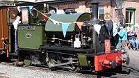 Tal-y-Llyn Railway 'Edward Thomas' Coronation Special (8961425528).jpg