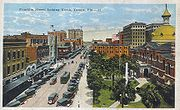 Franklin Street, looking North, Tampa c. 1910s-1920s