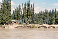 Tanana River - Chena Indian Village.jpg