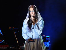 Tarja Turunen at La Trastienda, Buenos Aires, Argentina on May 26, 2009 5.jpg