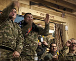 Task Force Falcon soldiers watch Super Bowl XLVII 130204-A-XX166-280.jpg