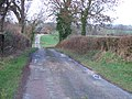 Taylors Lane - geograph.org.uk - 314872.jpg
