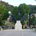 Tayyareci Fethi Bey Memorial, Fethiye - panoramio.jpg