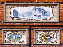 Pothuis makkum wikipedia for Tichelaar makkum tegels