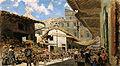 Telemaco Signorini, Mercato Vecchio a Firenze (bozzetto) 1881-83 16x28,5 cm.jpg