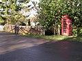 Telephone box at Stoke - geograph.org.uk - 317880.jpg