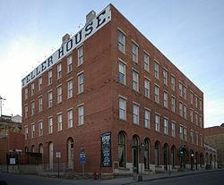 Teller House Wikipedia