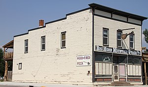National Register of Historic Places listings in Washakie County, Wyoming - Image: Ten Sleep Mercantile