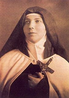 Teresa of the Andes Chilean nun of the Discalced Carmelite Order