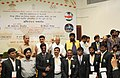 """Thaawar Chand Gehlot felicitated the """"Rio Paralympic medalists, members of T-20 Asia Cup Indian Blind Cricket Team and Indian Blind Para & Para Judo"""", at a function, in New Delhi (3).jpg"""