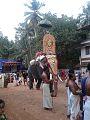 Thalikunnu shiva temple Procession.jpg