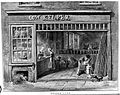 The 'Cow Keeper' (dairy) in Golden Lane, London Wellcome L0002381.jpg