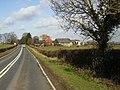 The B6265 road near New Pastures Farm - geograph.org.uk - 355898.jpg