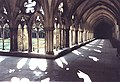 The Cloisters, Salisbury Cathedral. - geograph.org.uk - 97991.jpg