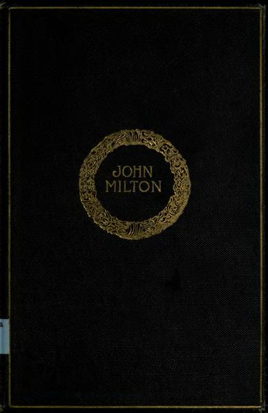 File:The Complete Poetical Works of John Milton.djvu