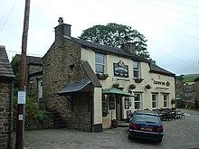 The Drovers Inn >> Askrigg - Wikipedia