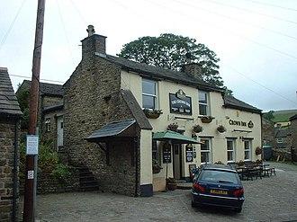Askrigg - Crown Inn, Askrigg