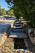The Great Drain (5th cent. B.C) in Ancient Agora on June 27, 2020.jpg