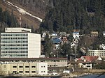 The Juneau Federal Building and downtown. (13575052743).jpg