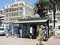 The Kiosk, Square R.Hahn, Cannes, Provence-Alpes-Côte d'Azur, France - panoramio.jpg