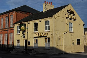 Castle Donington - The Lamb Inn